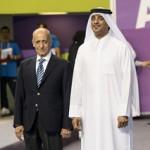 FINA Mastbank Swimming World Cup 2014 Doha