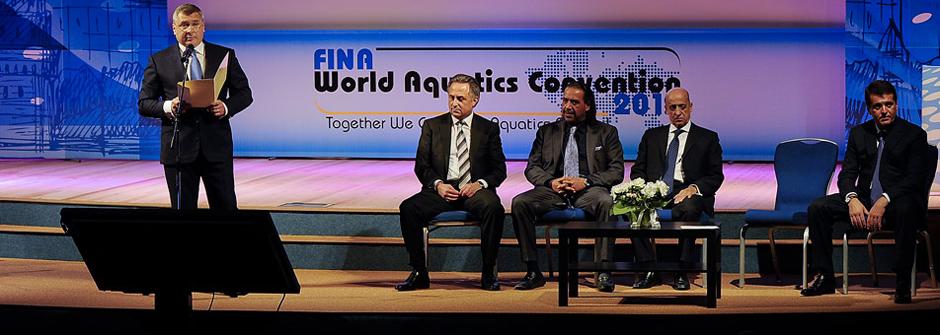 II FINA World Aquatics Convention