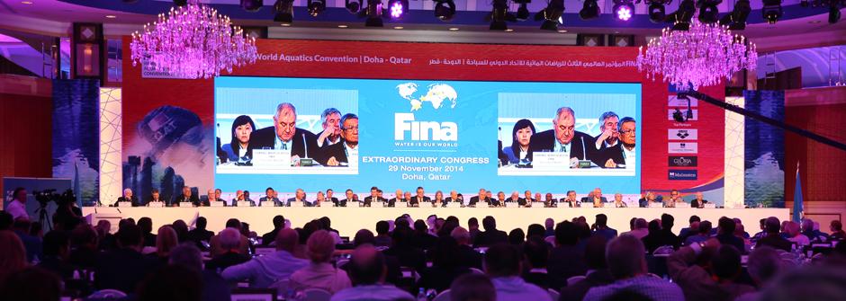 FINA Extraordinary Congress_website