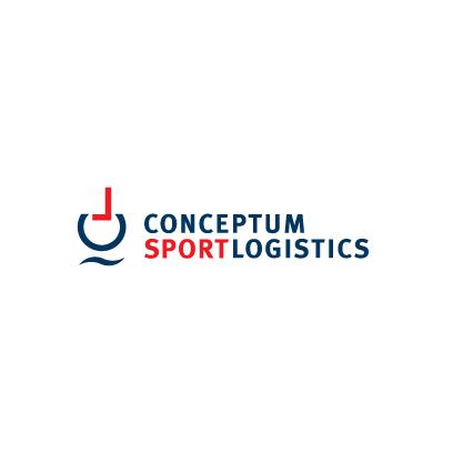 Conceptum Sport Logistics Company Logo