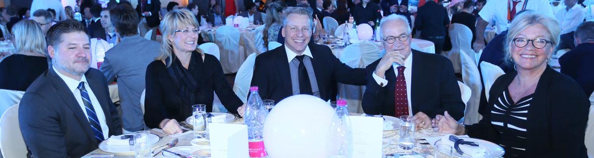 Malmsten AB at the FINA Gala Dinner