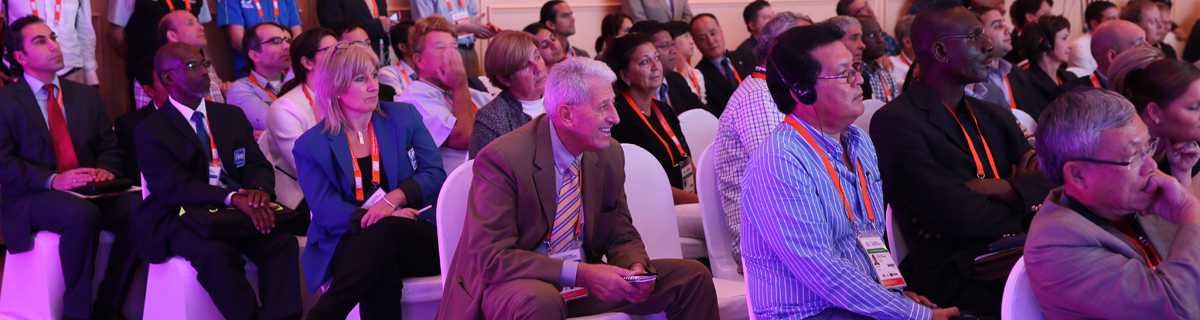 FWAC 2014 delegates
