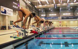 SPIRE Institute's FINA-approved Aquatics centre